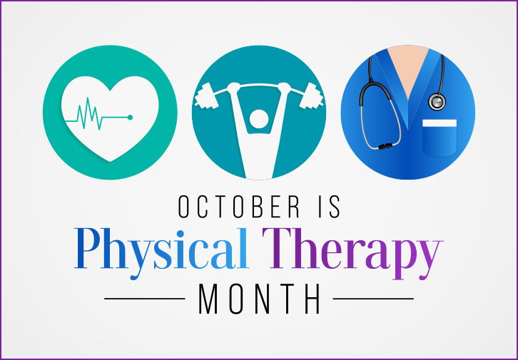 October Physical Therapy Month featured image